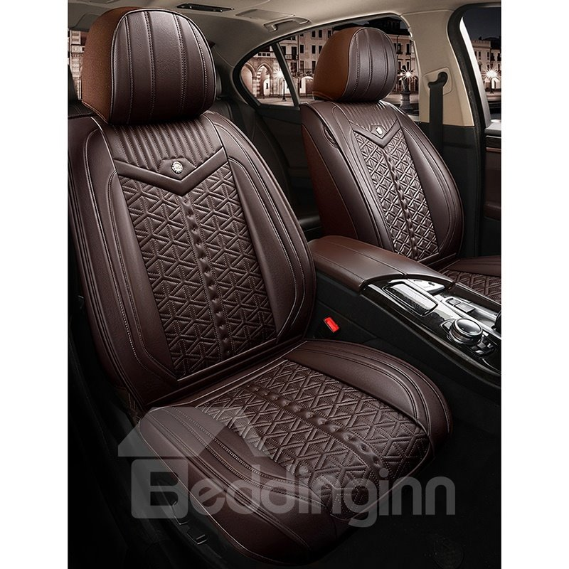 Car Seat Covers Full Coverage Skin Wear Resistant Breathable Pic