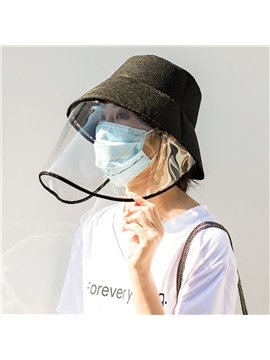 Face Shield Protective Cap To Protect Eyes From Droplets Protective Mask Face Screen Epidemic Prevention Mask To Cover The Face