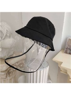 Protective Hat Anti-droplet Protection Hat Full-face Shield Eye Protection