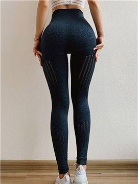 Women High Waist Yoga Legging Power Flex Tummy Control Workout Stretch Sport Yoga Pants for Gym Exercise Fitness