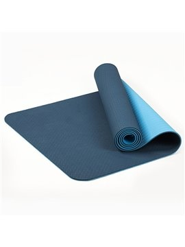 Eco Friendly Thick Yoga Mat Non Slip Yoga Mat with Upgraded Textured Surface for Extra Grip Non Slip Workout Mat