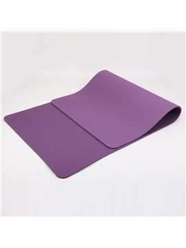 Extra Thick Yoga and Pilates Mat 6mm Long High Density Exercise Mat with Comfort Foam and Carrying Strap