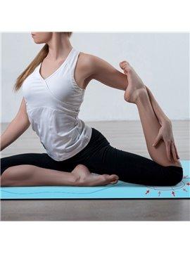 Yoga Mat for Men & Women Non Slip Excercise Mat for Yoga Pilates Stretching Floor Fitness Workouts