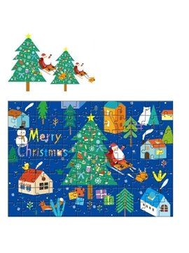 14*10inch 96pcs Educational Puzzles Support for Personality Customization