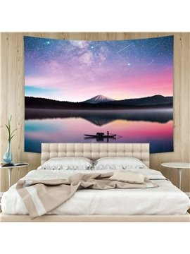 3D Natural Scenery Wall Tapestry Home Decoration Wall Decorations Bedspread Bed Cover Table Cloth Curtain