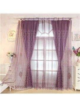 Modern Custom Blackout Curtain Sets for Living Room Bedroom 2 Panels Set Physically Blocks Light Nicely Prevents UV Ray Excellent Performance on Room Darkening