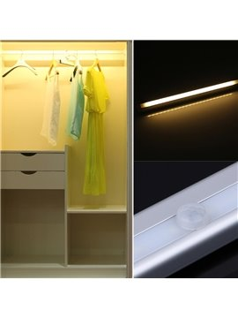 Creative Home Body Sensing LED Light USB Charging Cupboard Closet Corridor Night Light