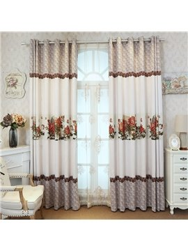 Modern Jacquard Blackout Window Curtains for Living Room Custom 2 Panels Drapes No Pilling No Fading No off-lining
