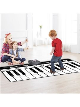 Floor Piano Mat Musical Keyboard Playmat for Toddlers and Kids11-12 Years Old Toy Musical Instruments