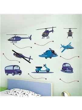 Creative Cute Cartoon Wall Stickers Wall Decorations
