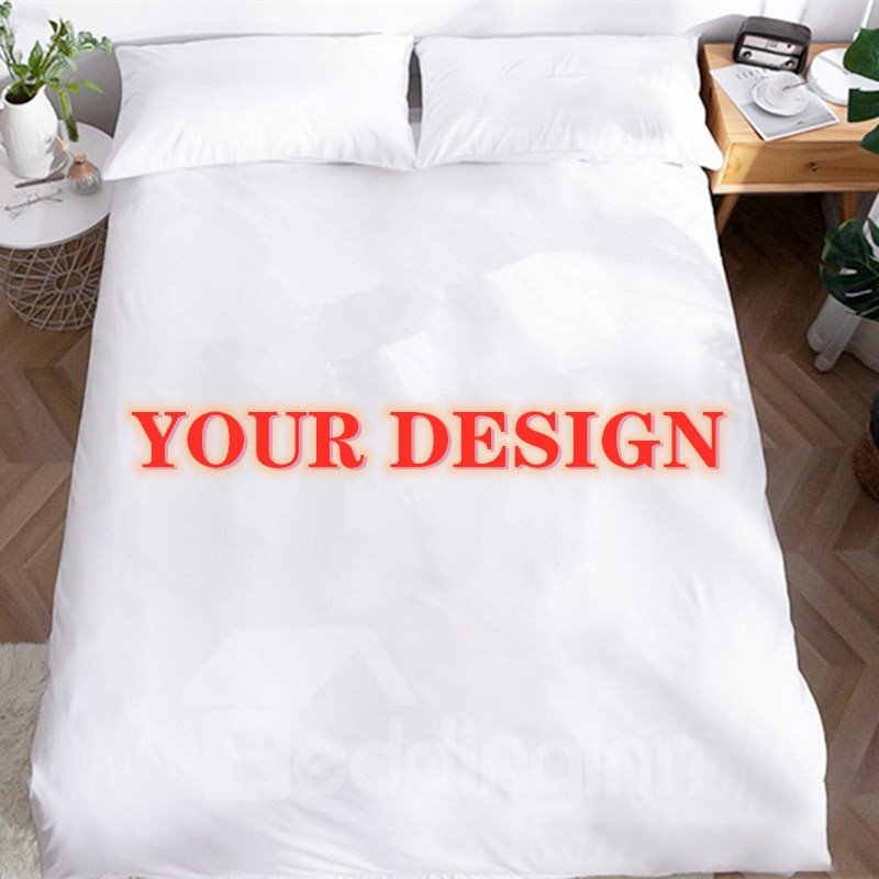 Custom Duvet Cover Set Personalized Black Duvet Cover with 2 Pillow Cases Customized Bedding 3Pcs Set with Photo Tabby Polyester Custom Duvet Cover Set Personalized Black Duvet Cover with 2 Pillow Cases Customized Bedding 3Pcs Set with Photo Tabby Polyester