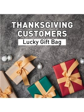 [US only] Bedding Sets Lucky Gift Bag random style Thanksgiving customers Creative Gifts