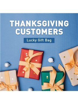 [US only] Bedding Stes Quilts Lucky Gift Bag random style Thanksgiving customers Creative Gifts