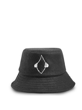 Embroidery Warm Wool Fisherman Hats for Men Women Fashion Breathable Lightweight Packable Bucket Hat Summer Travel Beach Sun Hat Outdoor Hiking Visor Caps