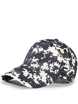 Fashion Color Block Baseball Caps Punk Rock Hip Hop Dad Hats Adjustable Breathable Snapback Headwear Outdoor Trucker Hats