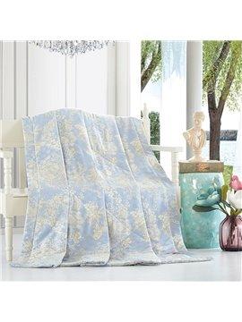 Blue Children's Quilt Baby Quilt Summer Air Conditioning Quilt