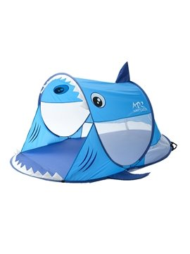 Pop Up Portable Waterproof Shark Tent Anti UV Lightweight Windproof Beach Tents Play Tent for Kids Playhouse for Camping Outdoor