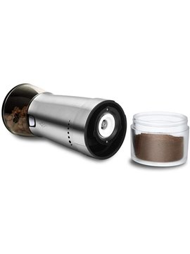 Electric Coffee and Pepper Grinder USB Rechargeable Powder Machines