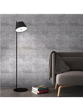 19.6ft 3D Stone Brick Wallpaper Background Modern Vinyl Film Sticker Wall Self-adhesive