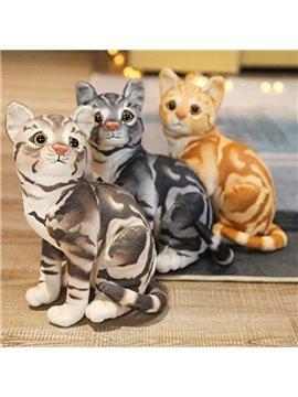 Cute Cat Plush Doll Girls Boys Gift Children's Creative Gifts