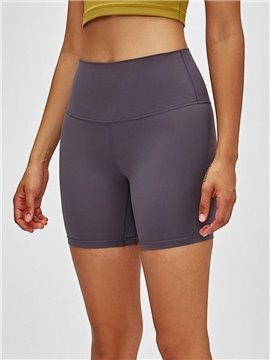 Casual YOGA Women's Shorts Quick-Dry Athletic Sports Running Workout Shorts