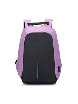 Laptop Backpack, Travel Business Backpack for Men & Women with USB Charging Port