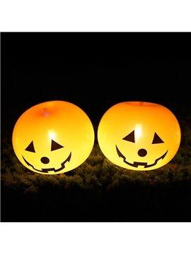 Pumpkin Balloon Ghost Festival Atmosphere Decoration Supplies