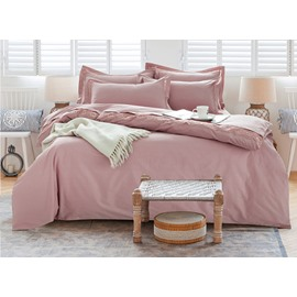 Fabulous Comfortable Cotton 4-Piece Duvet Cover Sets