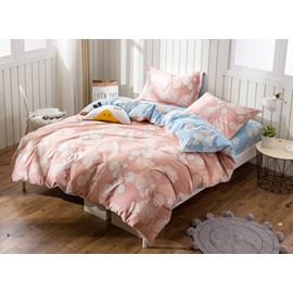 Special Design Fancy Cotton 4-Piece Duvet Cover Sets