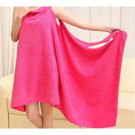 Extremely Soft Various Bathrobe Five Colors Optional for Women