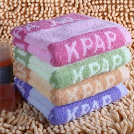 New Arrival High Class Comfortable KPAP Jacquard Towel