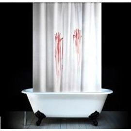 The Latest European Creative Terror  Shower Curtains