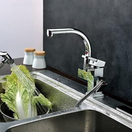 New Style High Quality Amazing Waterfall Kitchen Faucet