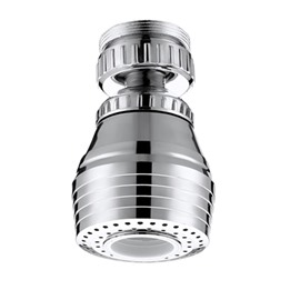 Modern Design 2.5 Inches Water Saving Kitchen Faucet Head