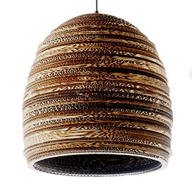 Modern Alloy and Paper Pretty Pendant Lights