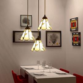 Unique Pastoral 3-Head Dining Room Pendant Lights