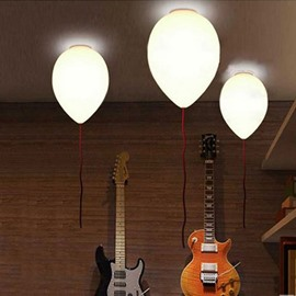 Creative Glass Balloon Shape Ceiling Lights