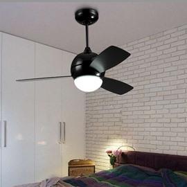 Modern European Style Ceiling Fan Living Room Ceiling Light
