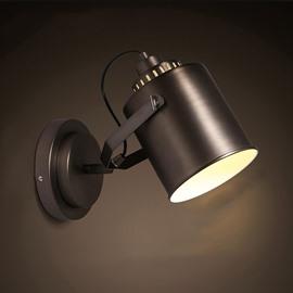 Vintage Creative Style Hardware 1- Head Decorative Wall Light