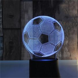 Modern and Creative Romantic Acrylic 3D USB LED Night Light