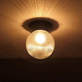 Glass Incandescent Bulbs 51-60W Classic Style Pendant Lights