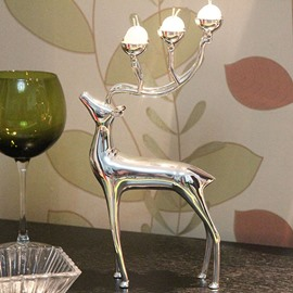 Creative Unique Deer Design 6-Head Candle Holder
