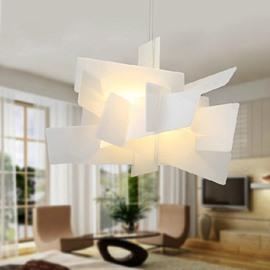 Modern Creative Artistic Acrylic Pile Ceiling Light