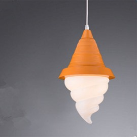 Wonderful Modern Ice Cream Shape Design Home Decorative Pendant Light