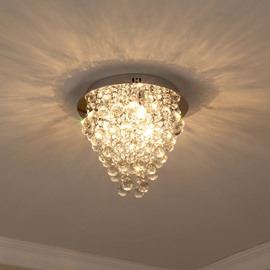Modern Crystal Low Energy Heat Dissipation Pendant Lights
