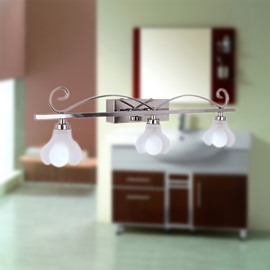 Amazing Modern Style Floral Design Wall Light