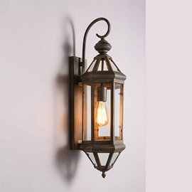 Retro European Style Fantastic Design 1-Head Wall Light