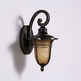 European Classic Style Hardware Simple 1-Head Wall Light