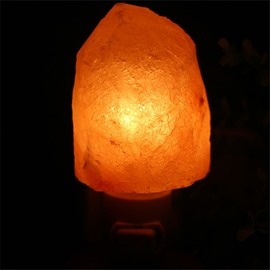 Concise Style Himalayan Natural Salt Crystal Wall Light Multi-Specifications Lamp