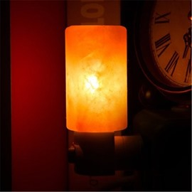 Himalayan Ionic Natural Salt Modern Style Crystal Wall Lamp Multi-Specifications Light